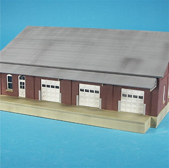 HO SCALE BUILDING AND STRUCTURE PROJECTS