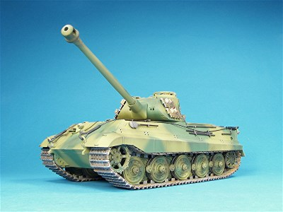 SCALE MODEL MILITARY VEHICLE PROJECTS